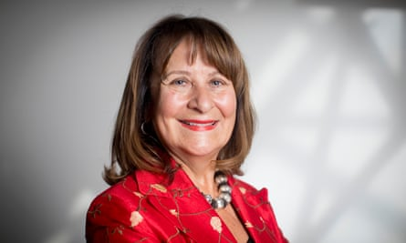 Helena Kennedy … 'I thought I might be a trade union lawyer.'