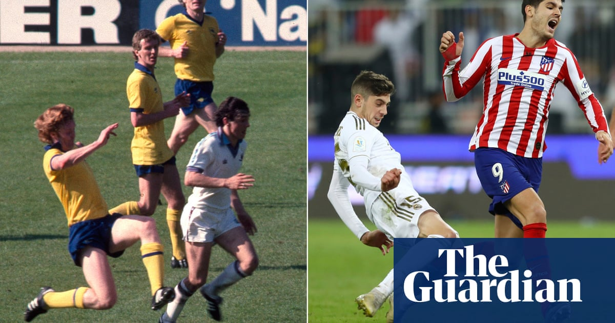 The story of professional fouls: from Willie Young to Federico Valverde