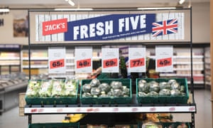 33a4063d83c7 Tesco opens discount store Jack s to take on Lidl and Aldi ...