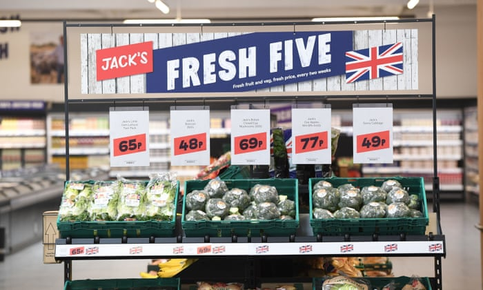 Tesco opens discount store Jack's to take on Lidl and Aldi