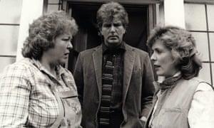 Stephen Moore in the 1986 film Clockwise.