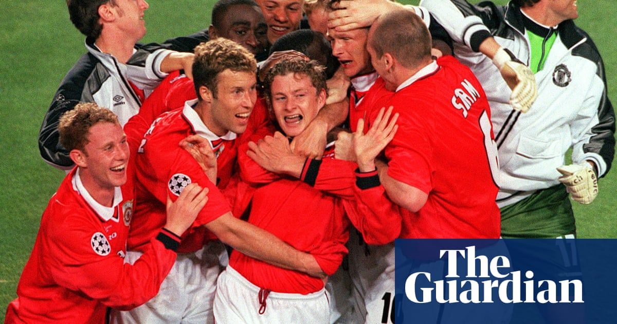 f6a9cac4e Manchester United s 1999 Champions League winners  where are they now