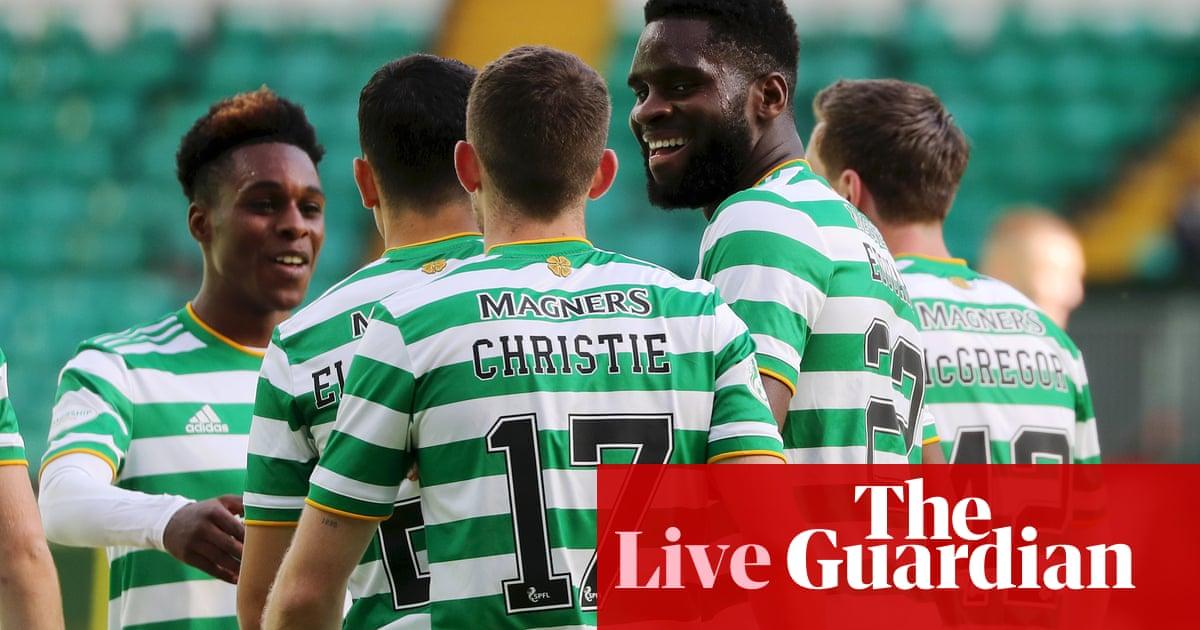 Celtic v Hamilton: Scottish Premiership – live!