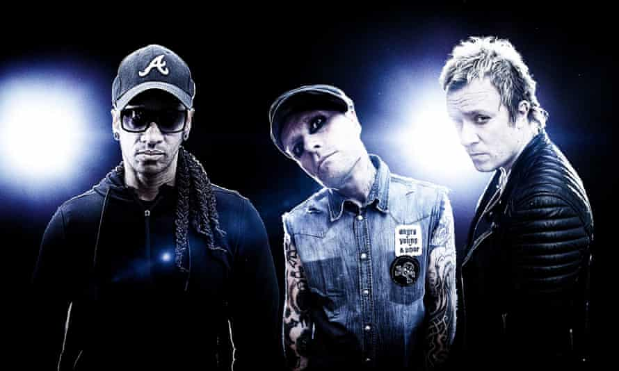 Revisits the classic sound … The Prodigy