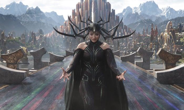 Thor: Ragnarok review – Chris Hemsworth unleashes comedy