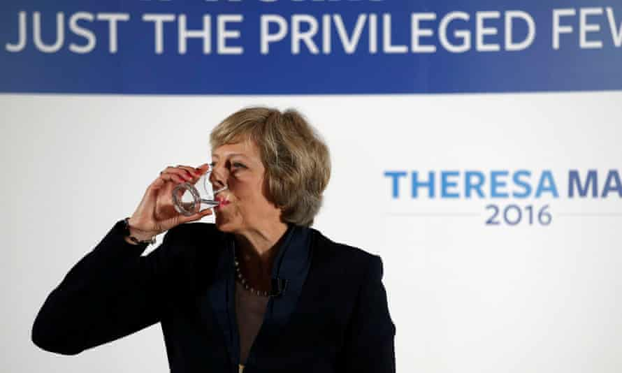As home secretary, Theresa May promised to create a 'hostile environment' for illegal immigrants.