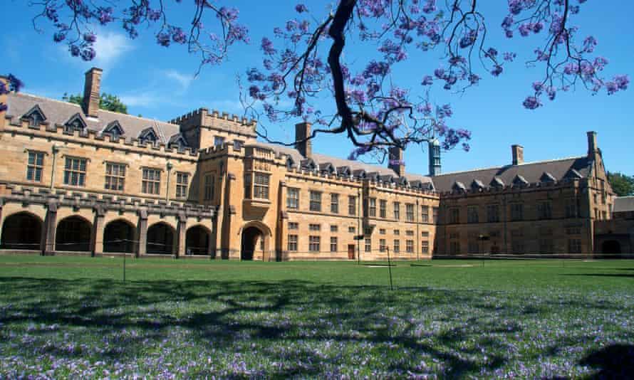 University of Sydney, NSW, Australia