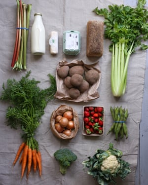 How to eat like a chef for less than £20 a week | Food | The