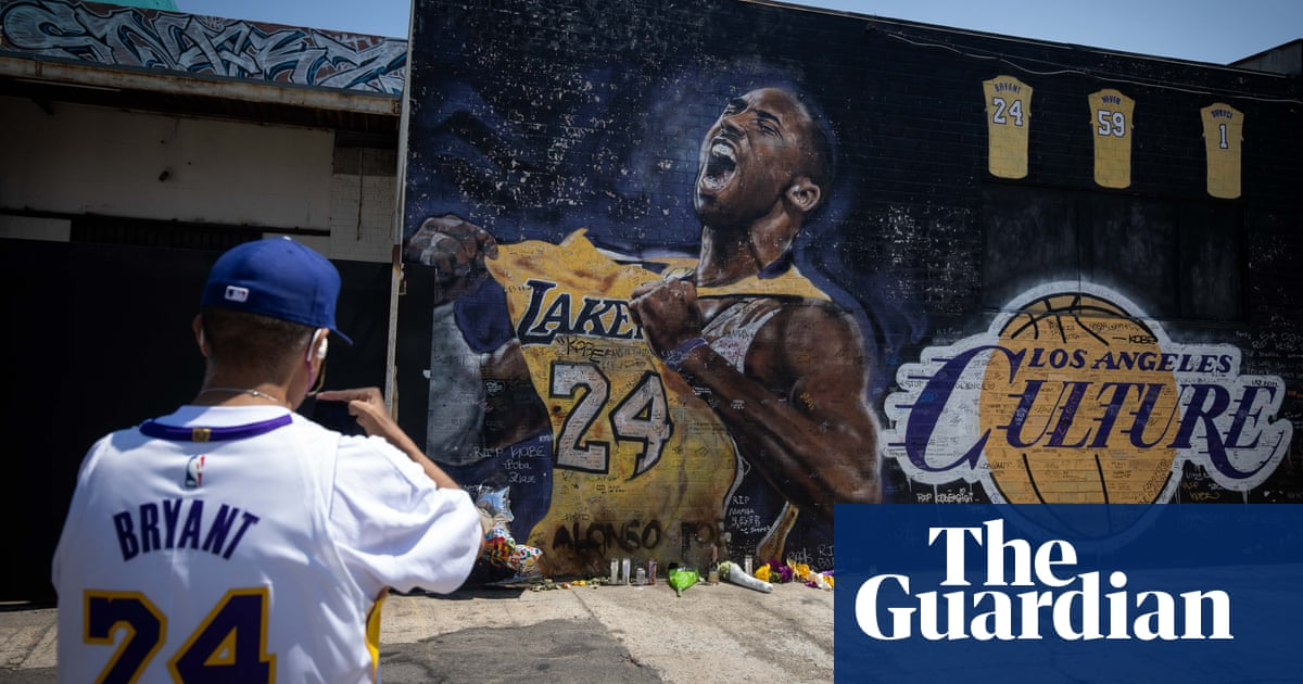 Californias Kobe Bryant law bans photos of the dead by first responders