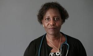 Dr Funmi Chirnside, a GP in London.