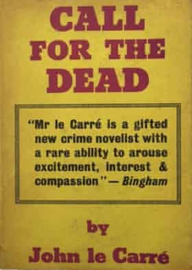 First edition of John le Carre's Call for the Dead