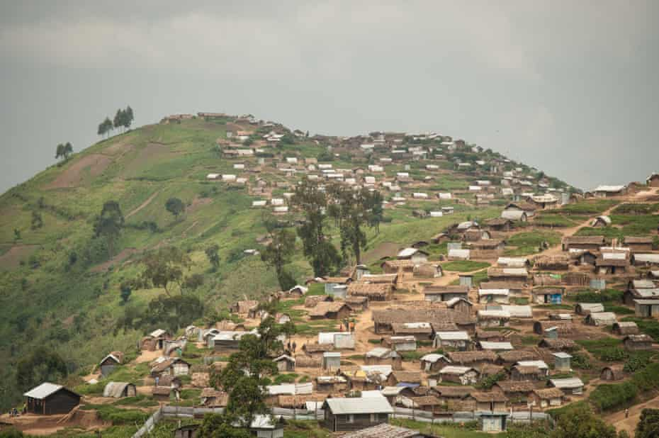 Many people in Mpati have been displaced from other areas in North Kivu province