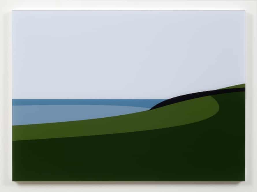 Lantivet Coast. From: Cornish Coast 1