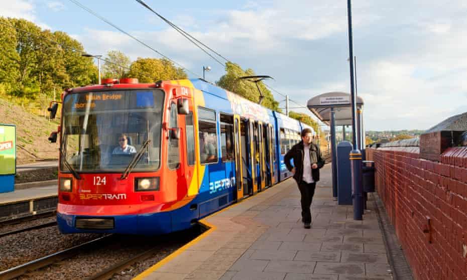 A Sheffield Supertram