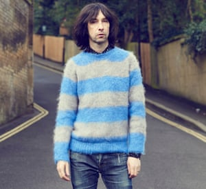 'I loved the attention': musician Bobby Gillespie.
