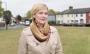 The Labour MP Stella Creasy