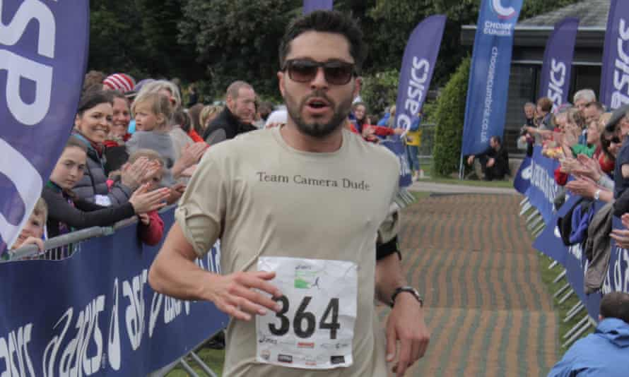 Matt Campbell, 29, who died after collapsing while running the London Marathon last Sunday