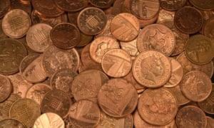 All change? Future of 1p and 2p coins in doubt as demand