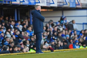 Kenny Jackett insists that the club's runs in the FA Cup and Checkatrade Trophy have not been a distraction.