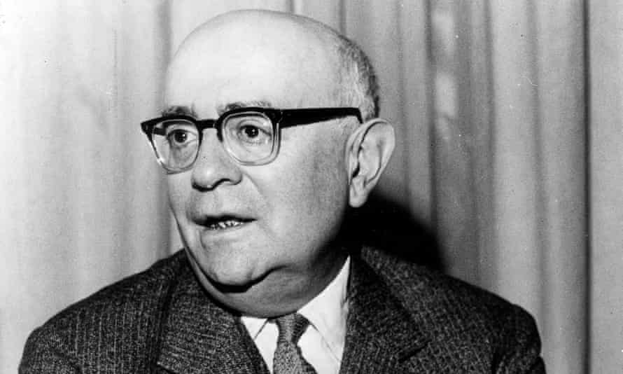 Neo-Marxist philosopher Theodor Adorno.