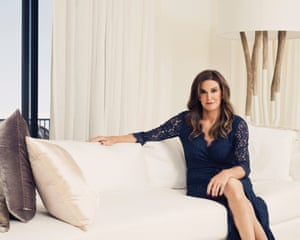 Caitlyn Jenner photographed at her home in Malibu
