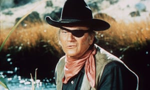 Actor John Wayne starred in over 70 films and personified Americana, but he also was known to make racist and homophobic remarks.