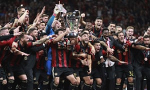 Atlanta United negotiated a series of two-legged series to win this year's MLS Cup