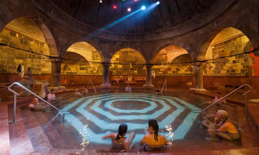 rudash baths budapest