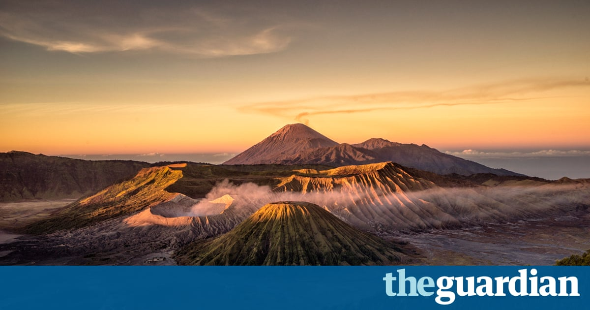 The world's natural wonders – in pictures