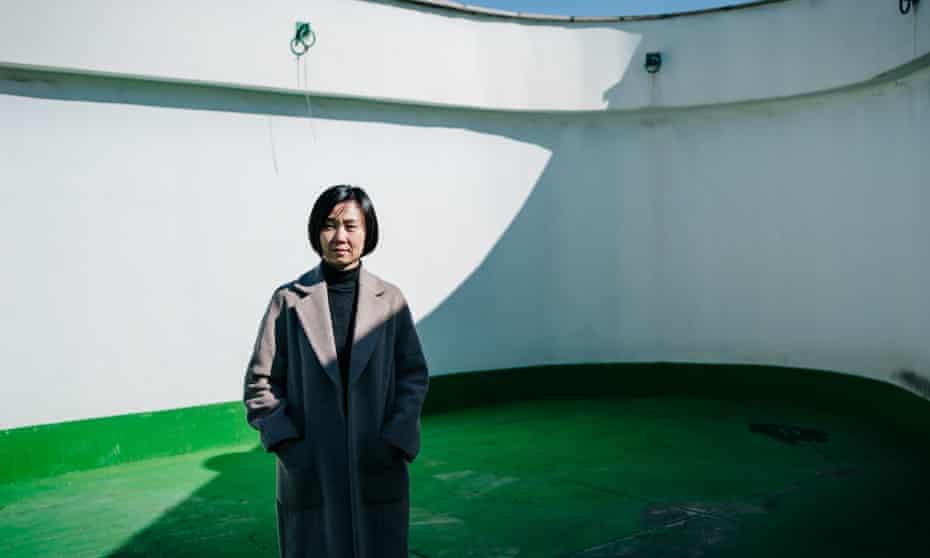 Cho Nam-joo, author of Kim Jiyoung, Born 1982