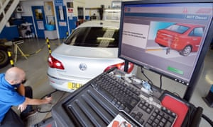 Uk Toxic Car Pollution Tests Delayed By Lack Of Equipment
