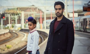Himmut Singh Dhatt and Sacha Dhawan in The Boy With the Topknot