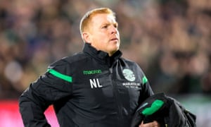 Neil Lennon, the Hibs head coach, said he has been subject to insults for 18 years and he is fed up of it.