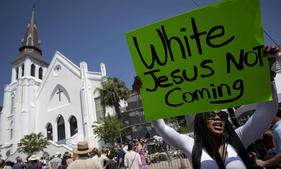 white jesus not coming