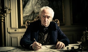 Jonathan Price as Sir Stuart Strange in Taboo.