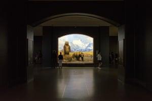 Hall of North American Mammals