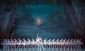 Swan Lake by the Mariinsky Ballet at the Royal Opera House, London