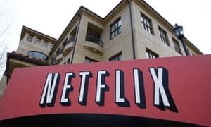 Netflix in Los Gatos, California