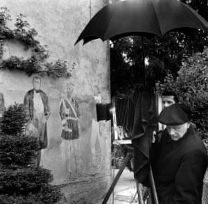 Paul Strand at Work, Luzzara