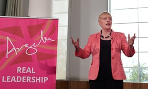Angela Eagle launches her Labour leadership campaign