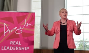 Angela Eagle, who has withdrawn from the Labour leadership contest.