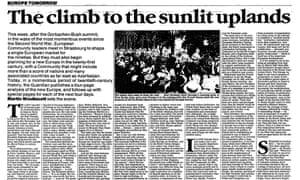 The Guardian, 4 December 1989.