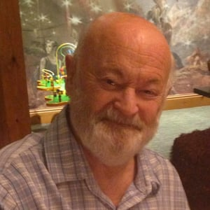 Dennis Ely, 82, who died in a care home in Ipswich, Suffolk