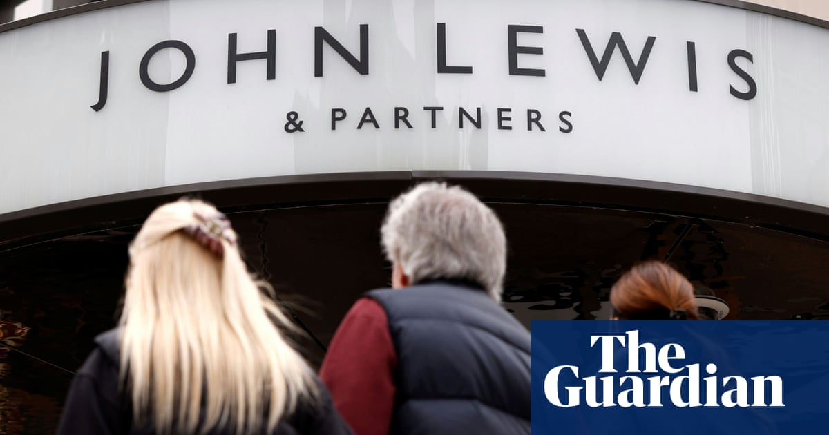 John Lewis named in government list of firms that paid below minimum wage