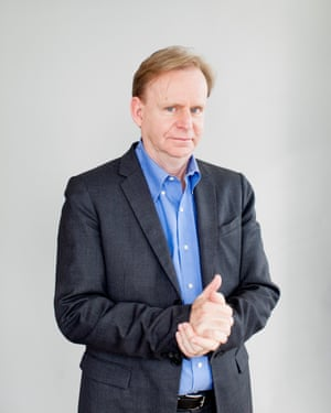 Kevin Lygo, director of television at ITV.