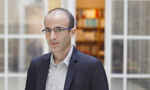 'I don't support Russian censorship – I have to deal with it' ... Yuval Noah Harari.