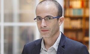 'You can't build a wall against a nuclear winter' … Yuval Noah Harari.