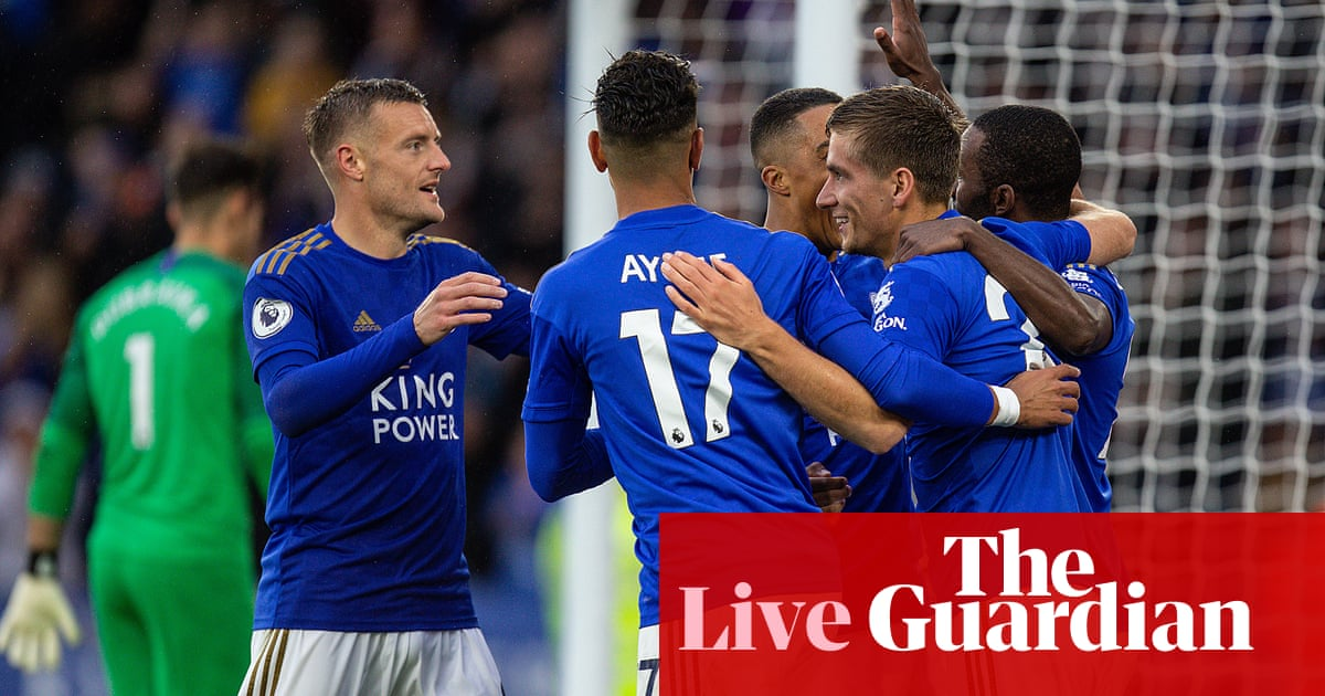 Leicester City 5-0 Newcastle United: Premier League – live reaction!