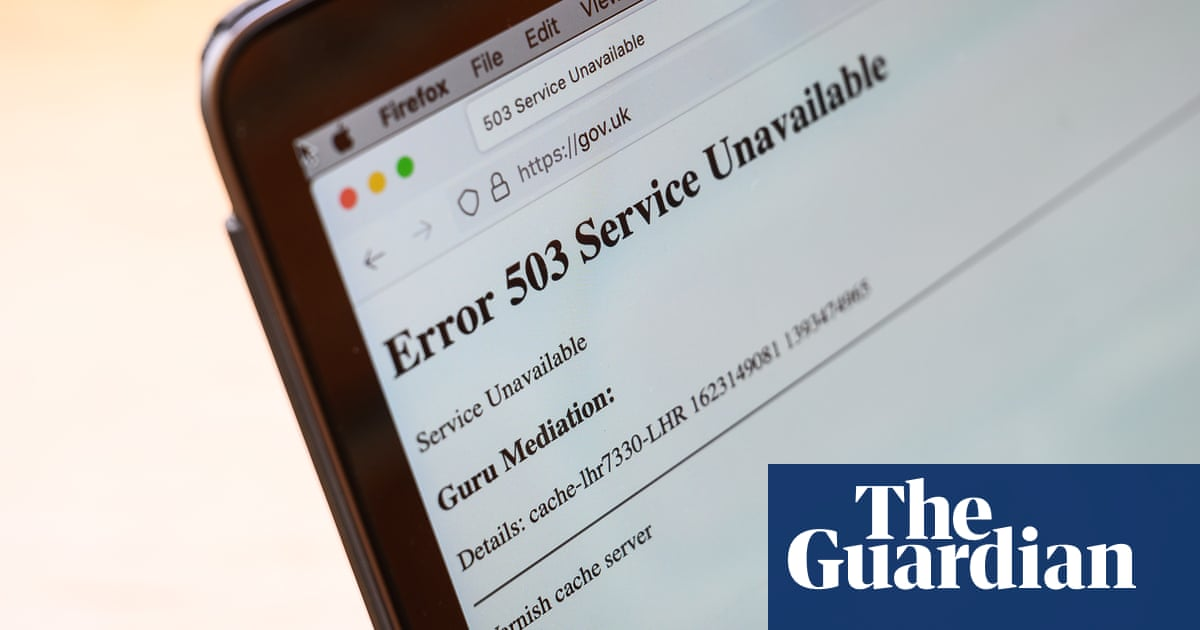 What caused the internet outage that brought down Amazon, Reddit and Gov.uk?