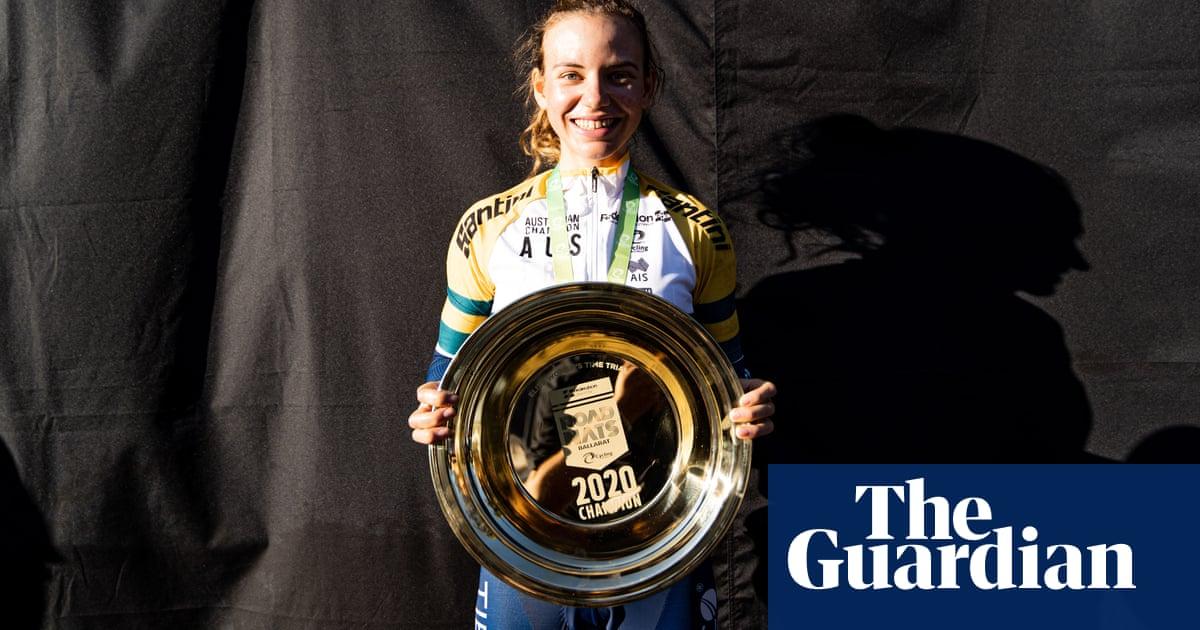 Australian sensation Sarah Gigante primed for first year as pro cyclist | Simone Giuliani